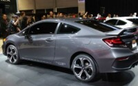 2022 Honda Civic Coupe Exterior