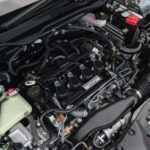 2022 Honda Civic Hatchback Engine