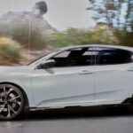 2022 Honda Civic Hatchback Exterior