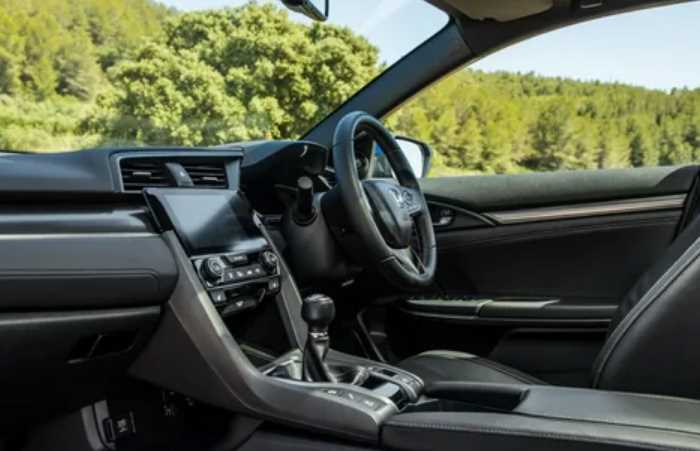2022 Honda Civic Interior
