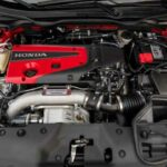 2022 Honda Civic Type R Engine